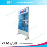 Outdoor Large LED Gas Price Sign Display for Petrol/Gas Station