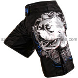 Plain Fabric Crossfit MMA Shorts (ELTMMJ-47)