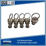 CO2 Gas Released Valve for Draft Beer Keg Coupler