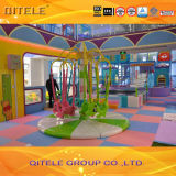 Kid′s Indoor Soft Playground Equipment (QTL-TQ-24)