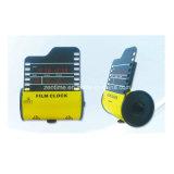 Electronic LED Digital Film Roll Desk Calendar Gift Alarm Clock