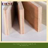 Carb P2 Bleached White Poplar Commercial Plywood for Wood Furniture