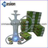 High Borosilicate Glass Hookah with LED Light (GH-M001)
