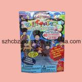 Printed Cosmetic Plastic Bag Plastic Cosmetic Bag