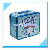 Suitcase Shaped Metal Tin Box