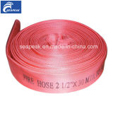 High Quality Single Jacket Fire Hose