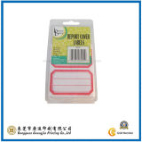 Color Paper Adhesive Label (GJ-Label003)