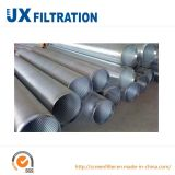 Steel Wire-Wrapped Screen Pipe with High Quality