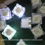 Factory Suppler Flashing Ice Cubes with Logo Print (3188)