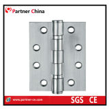 Stainless Steel Ball Bearing Hinge for Wooden / Steel Door (07-2B30-4)