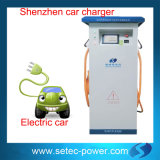 Electric Car DC Fast Charger with SAE Combo Connector