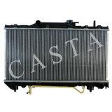 Auto cooling system aluminum radiator for Toyota Carina 92-94 St191
