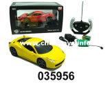 1: 24metal 4CH R/C Car Remote Control Car (035956)