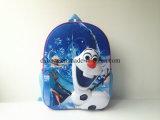 3D Frozen EVA School Bag/School Backpack for Girls