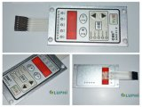 High Quality Stainless Aluminum Plate Membrane Switch (MIC-0176)