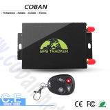 Apps Vehicle GPS Tracker with Speed Governor and Kilometrage Tk105
