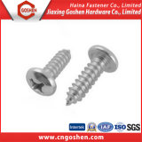 China Manufacturer Stainless Steel DIN7981 Pan Head Self Tapping Screw