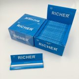 Richer Premium Unbleached/White Cigarette Smoking Rolling Paper