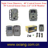 12MP Trail Hunting Camera Night Vision IP56 Trail Camera Infrared Hunting