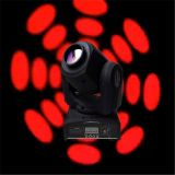 10W Warm White Mini LED Moving Head Spot Effect Lights