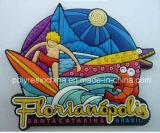 PVC Fridge Magnet Souvenirs for Tourist Gifts