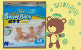 2016 Fujian New Product Colored Disposable Baby Diapers