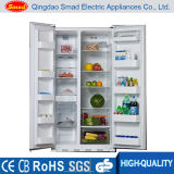 No Frost Side by Side Refrigerator with Icemaker