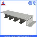 Aluminium T Profile with CNC Deep Processing