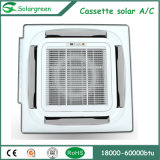 Certified Ceiling Cassette 9000-24000BTU Hybrid Solar Air Conditioner