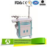 Aluminium and ABS Clinical Treatment Trolley