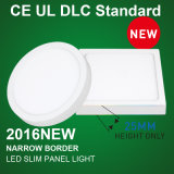 8-30W Surface Mounted LED Panel Light for Project