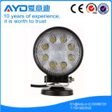 24W Round Shape Auto LED Light Bulb