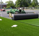 50mm Fire-Resistant Artificial Grass Carpet for Soccer Game