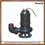 High Quality Submerged Sewage Impurity No-Jam Drive Dredge Pump
