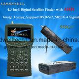 Ahd 4.3 Inch Digital Satellite Finder