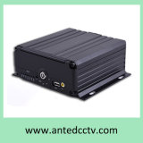 Ahd 4 Channel 1080P Mobile DVR HDD Recording for Vehicles