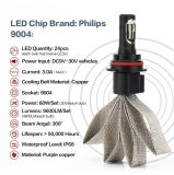9004 LED Headlight Bulb Conversion Kit for Ford Hi/Lo Beam