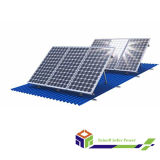 Hot Sale Roof PV Adjustable Mounting System / Solar Panel System