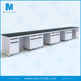 Hi-Tech School Lab Steel Wall Bench