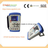 Digital Battery Tester 0.01m Ohm - 2.2k Ohm 0.0001V - 50V (AT528)