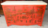 Chinese Antique Furniture Wooden Small Cabinet