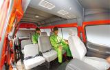 Kinglong Fire Van for Sale