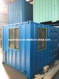 Cheap Modern Modified Container Prefabricated/Prefab Sunshine Room/House