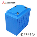 Rechargeable 12V 100ah Lithium LiFePO4 Battery for Solar Storage
