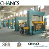High Frequency Plywood Bending Press