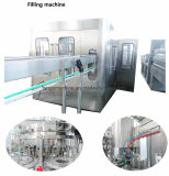 Automatic Pet Bottle Soft Drink Soda Carbonated Be V Erage 3-in-1 Unit Monobloc Filling Bottle Packing Machine Production Line