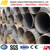 Dn150 Steel Pipe Carbon Steel Hollow Sections Welded Steel Tube