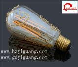 Decorative Design Retro Edison Light Source LED Filament Lamp T45