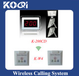 CE Approved Restaurant Call Waiter Systems
