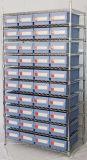 Wire Shelving Rack for Storage Bins (WSR15-4214)